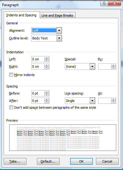 How to delete empty page in word 2007 after table write in the comments if this helped you to delete the annoying empty page in word document ccuart Image collections